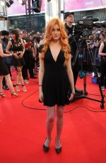 KATHERINE MCNAMARA at 2015 MuchMusic Video Awards in Toronto