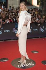 GIGI HADID at 2015 MuchMusic Video Awards in Toronto