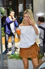 JOANNA KRUPA Leaves Her Apartment in Warszawa 06/21/2015