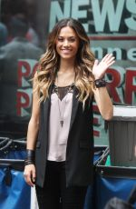 JANA KRAMER Peforms at Fox & Friends All-american Summer Concert Series in New York