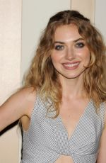 IMOGEN POOTS at A Country Called Home Screening at 2015 LA Film Festival