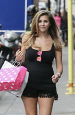 IMOGEN THOMAS Out Shopping in London 06/16/2015