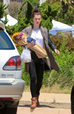 IRELAN BALDWIN Out and About in Malibu 06/07/2015