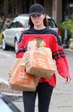 IRELAND BALDWIN Out Shopping in Malibu 06/13/2015