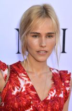 ISABEL LUCAS at Unity Premiere in Los Angeles