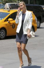 IVANKA TRUMP Out and About in New York 06/08/2015