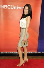 JAIME MURRAY at NBC Summer Press Day in New York