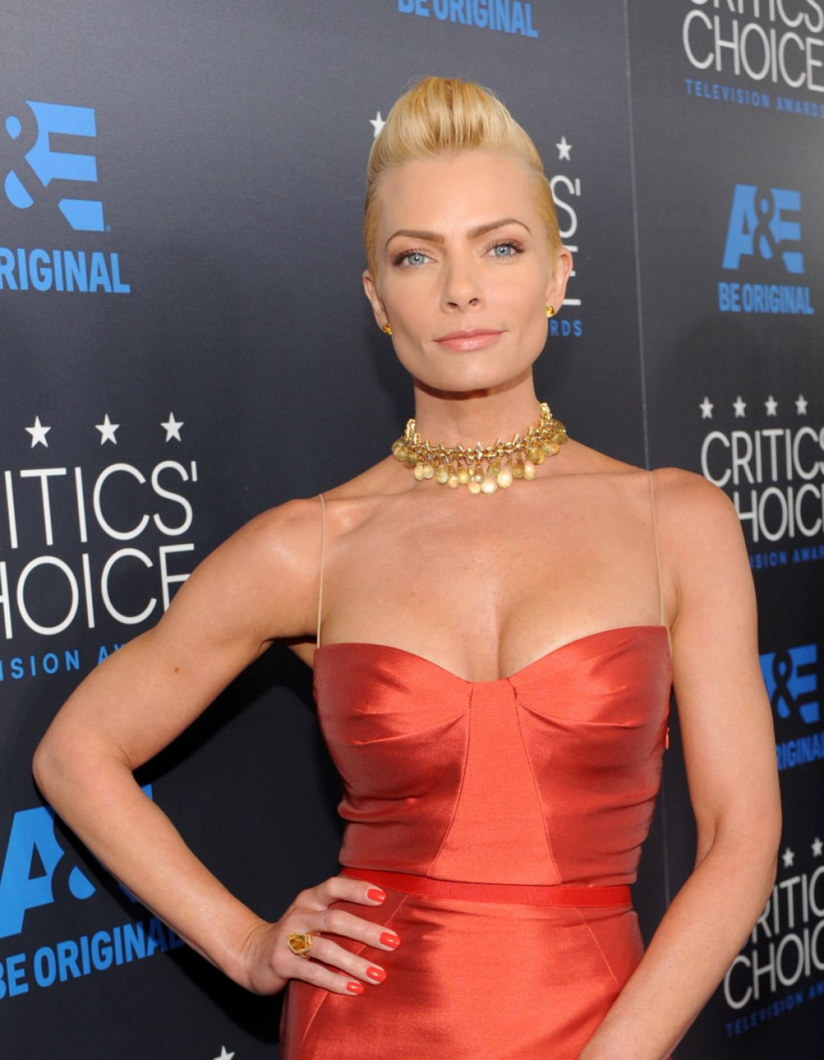 JAIME PRESSLY at 5th Annual Critics Choice Television ... Jennifer Lopez Movies