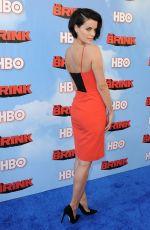 JAIMI ALEXANDER at The Brink Premiere in Hollywood