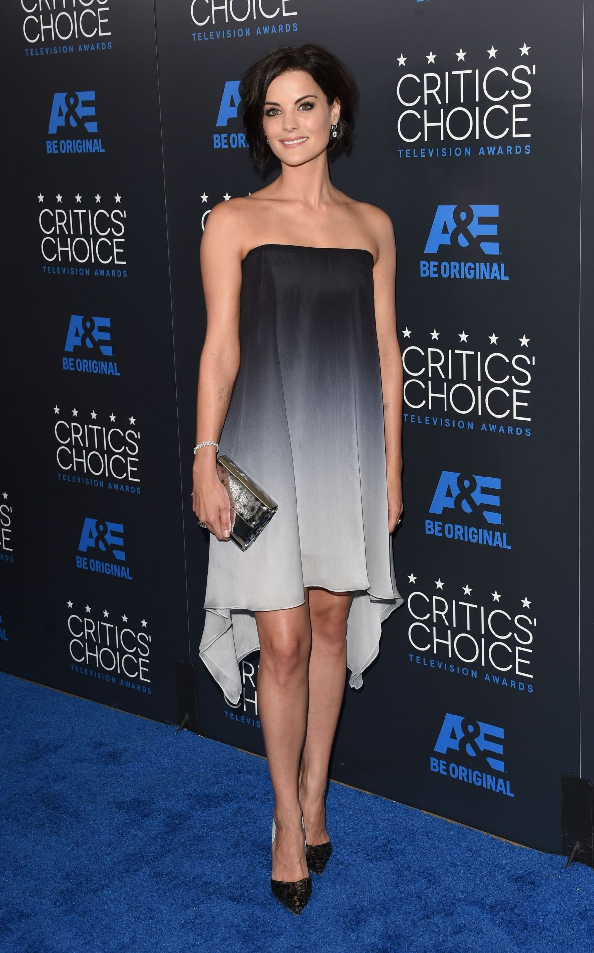 JAIMIE ALEXANDER at 5th Annual Critics Choice Television Awards in Beverly Hills