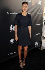 JAMIE CHUNG at Flock of Dudes Screening at 2015 LA Film Festival