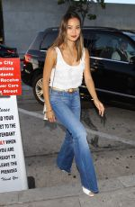 JAMIE CHUNG in Jeans Leaves Craig
