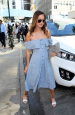JAMIE CHUNG Out and About in New York 06/17/2015