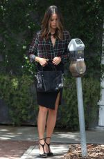 JAMIE CHUNG Out and About in West Hollywood 06/05/2015
