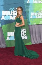 JANA KRAMER at 2015 CMT Music Awards in Nashville