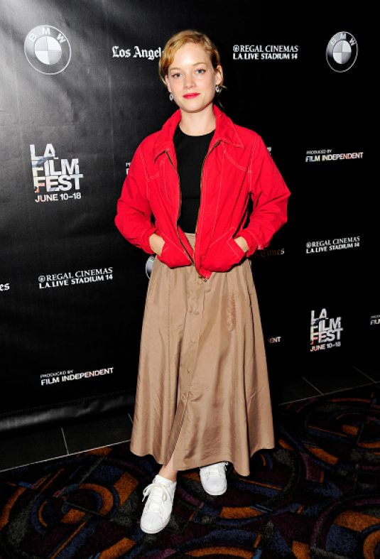 JANE LEVY at Frank and Cindy Screening at 2015 LA Film Festival