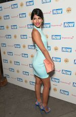 JASMIN WALIA at Now Smart Girls Fake it Campaign with Superdrug Solait Launch Party in London