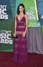 JENNA DEWAN at 2015 CMT Music Awards in Nashville