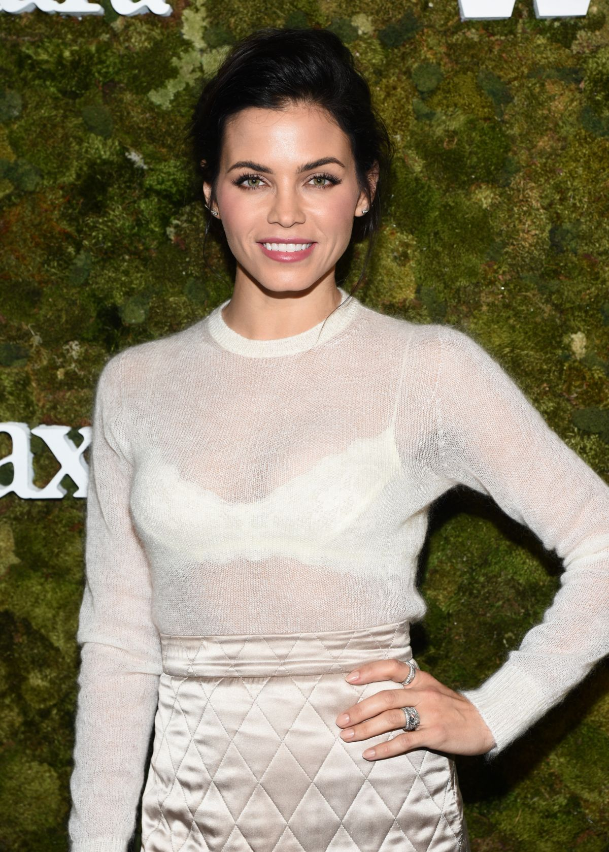 JENNA DEWAN at Max Mara Women in Film Face of the Future Award in Hollywood