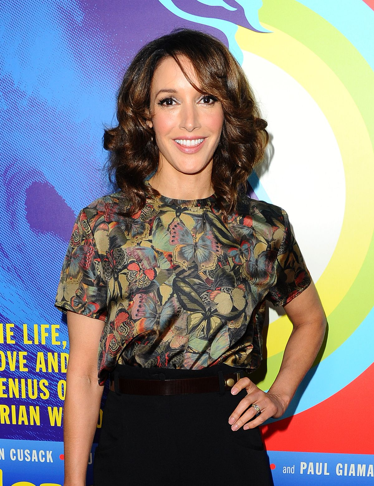 JENNIFER BEALS t Love & Mercy Premiere in Los Angeles