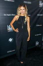 JENNIFER FREEMAN at A Girl Like Grace Screening at 2015 LA Film Festival