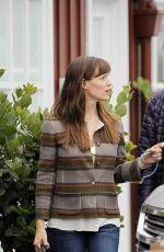 JENNIFER GARNER and Ben Affleck Shopping in Brentwood 06/10/2015