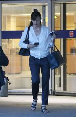JENNIFER GARNER at Pierre Elliott Trudeau Airport in Montreal 05/31/2015