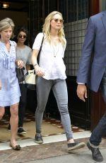 JENNIFER LAWRENCE Leaves Her Hotel in New York 06/26/2015