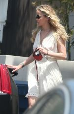 JENNIFER LAWRENCE Out and About in Malibu 06/21/2015