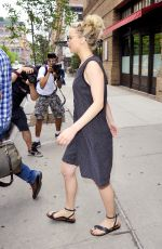 JENNIFER LAWRENCE Out and About in New York 06/11/2015