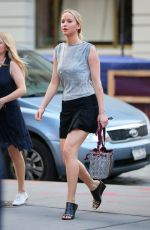 JENNIFER LAWRENCE Out in New York 06/09/2015