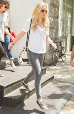 JENNIFER LAWRENCE Out in New York 06/26/2015