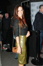 JENNIFER METCALFE at Cathedral bar & Grill Launch in Kildare