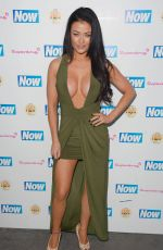 JESS IMPIAZZI at Now Smart Girls Fake it Campaign with Superdrug Solait Launch Party in London