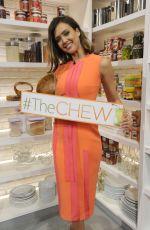 JESSICA ALBA at The Chew Talk Show in Canada 06/09/2015