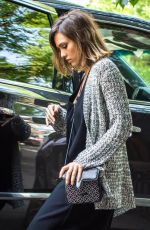 JESSICA ALBA Out Shopping in New York 06/09/2015