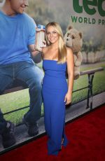 JESSICA BARTH at Ted 2 Premiere in New York