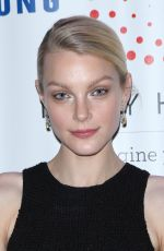 JESSICA STAM at 4th Annual Discover Many Hopes Gala in New York