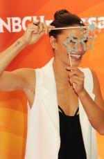 JESSICA SZOHR at NBC Summer Press Day in New York