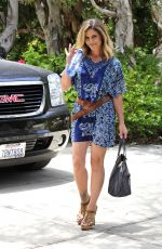 JILLIAN MICHAELS Out and About in Malibu 06/08/2015