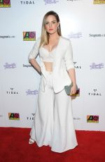 JOANNA JOJO LEVESQUE at Atlantic Records BET Awards Afterparty in Los Angeles