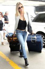 JOANNA KRUPA at Los Angeles International Airport 06/16/2015