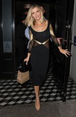 JOANNA KRUPA Out and About in West Hollywood 06/12/2015