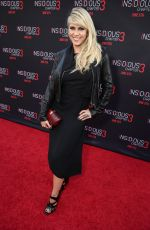JODIE SWEETIN at Insidious Chapter 3 Premiere in Hollywood