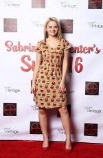 JOEY KING at Sabrina Carpenter's 16th Birthday Party in Los Angeles