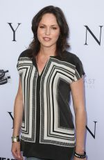 JORJA FOX at Unity Premiere in Los Angeles