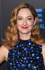 JUDY GREER at 5th Annual Critics Choice Television Awards in Beverly Hills