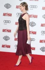 JUDY GREER at Ant-man Premiere in Hollywood