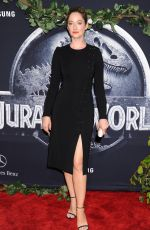 JUDY GREER at Jurassic World Premiere in Hollywood
