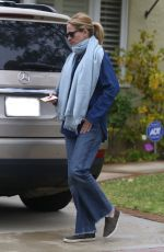 JULIA ROBERTS Out and About in Los Angeles 06/03/2015